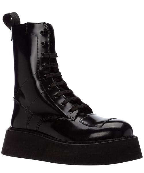Leder stiefel'herren boots commando gild secondary image