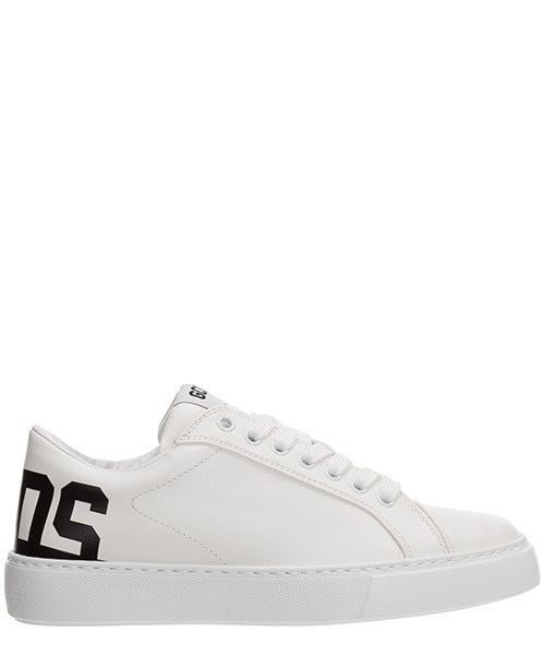 Sneaker GCDS bucket fw21w010075-01 white