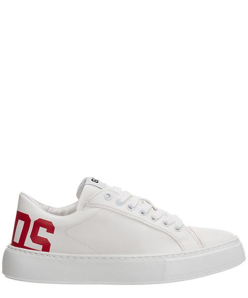 Sneaker GCDS bucket fw21w010075-03 white