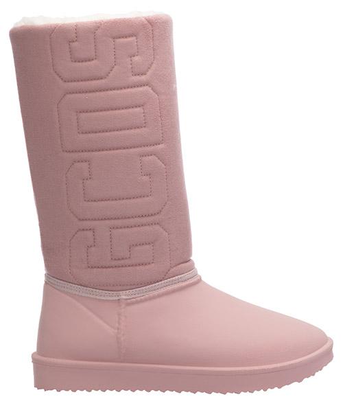 Botines GCDS FW21W010098-06 pink