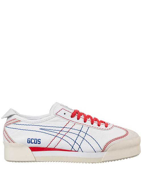 Sneakers GCDS Onitsuka Tiger Mexico OT19M010001-01 bianco