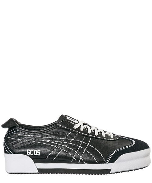 Sneakers GCDS Onitsuka Tiger Mexico OT19M010001-02 nero