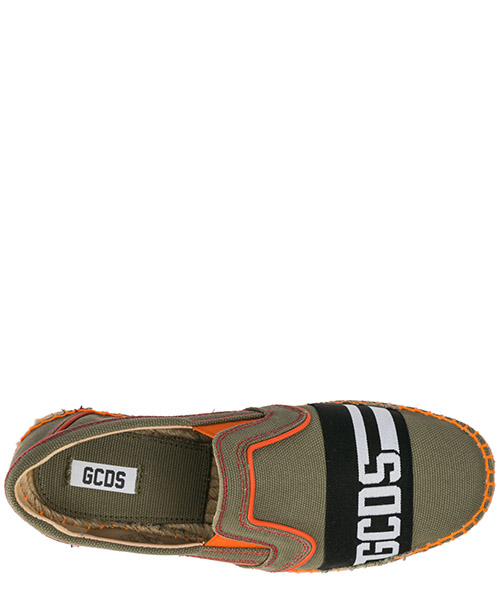 Men's cotton espadrilles slip on shoes guyana secondary image