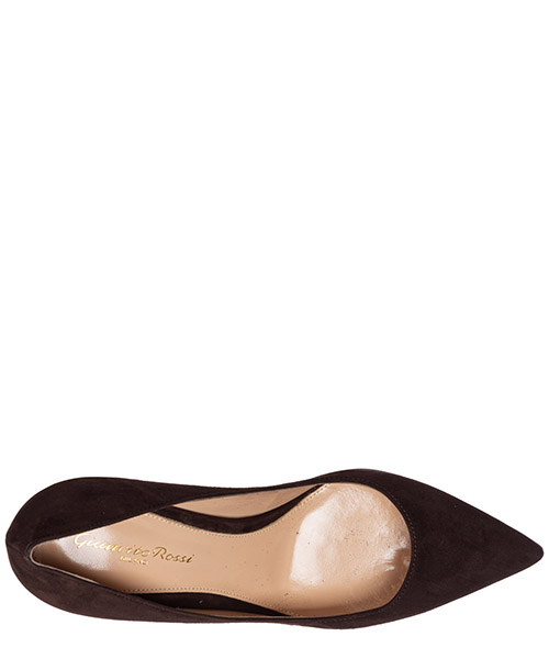Damenschuhe wildleder pumps mit absatz high heels gianvito 85 secondary image