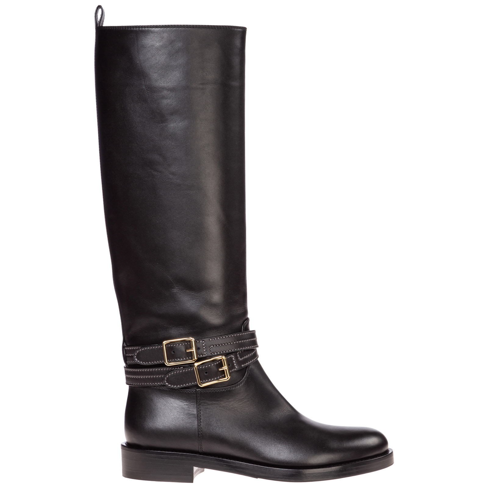 Gianvito Rossi Boots WOMEN'S LEATHER BOOTS  MANOR
