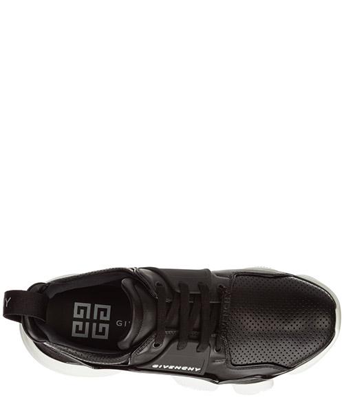 Zapatos zapatillas de deporte hombres en piel jaw secondary image