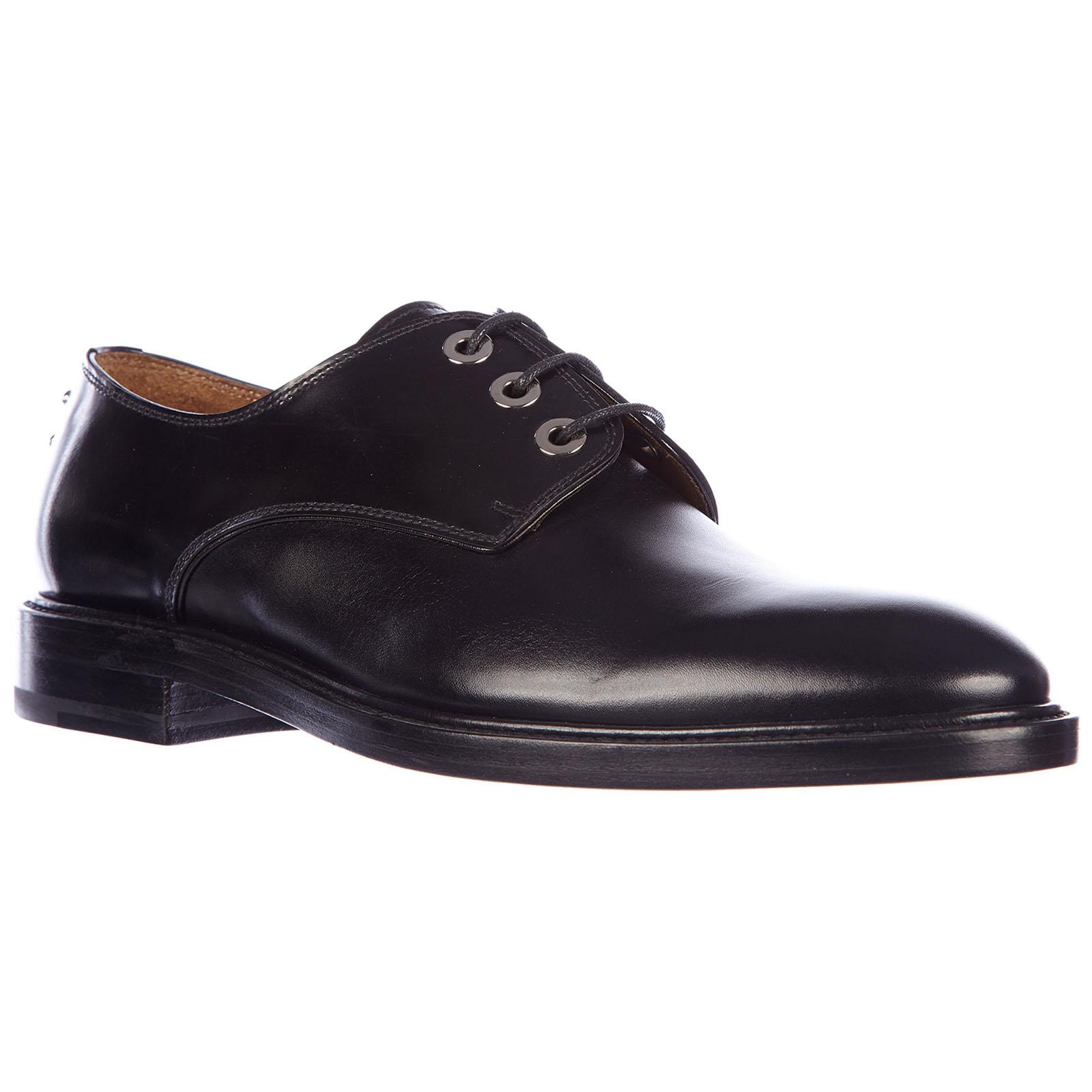 Chaussures à lacets classiques homme en cuir derby nino