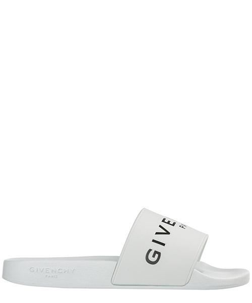 Slides Givenchy BM08070894-100 bianco