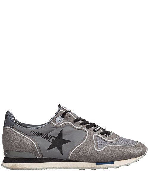 Running shoes Golden Goose G27D123.H8 grigio