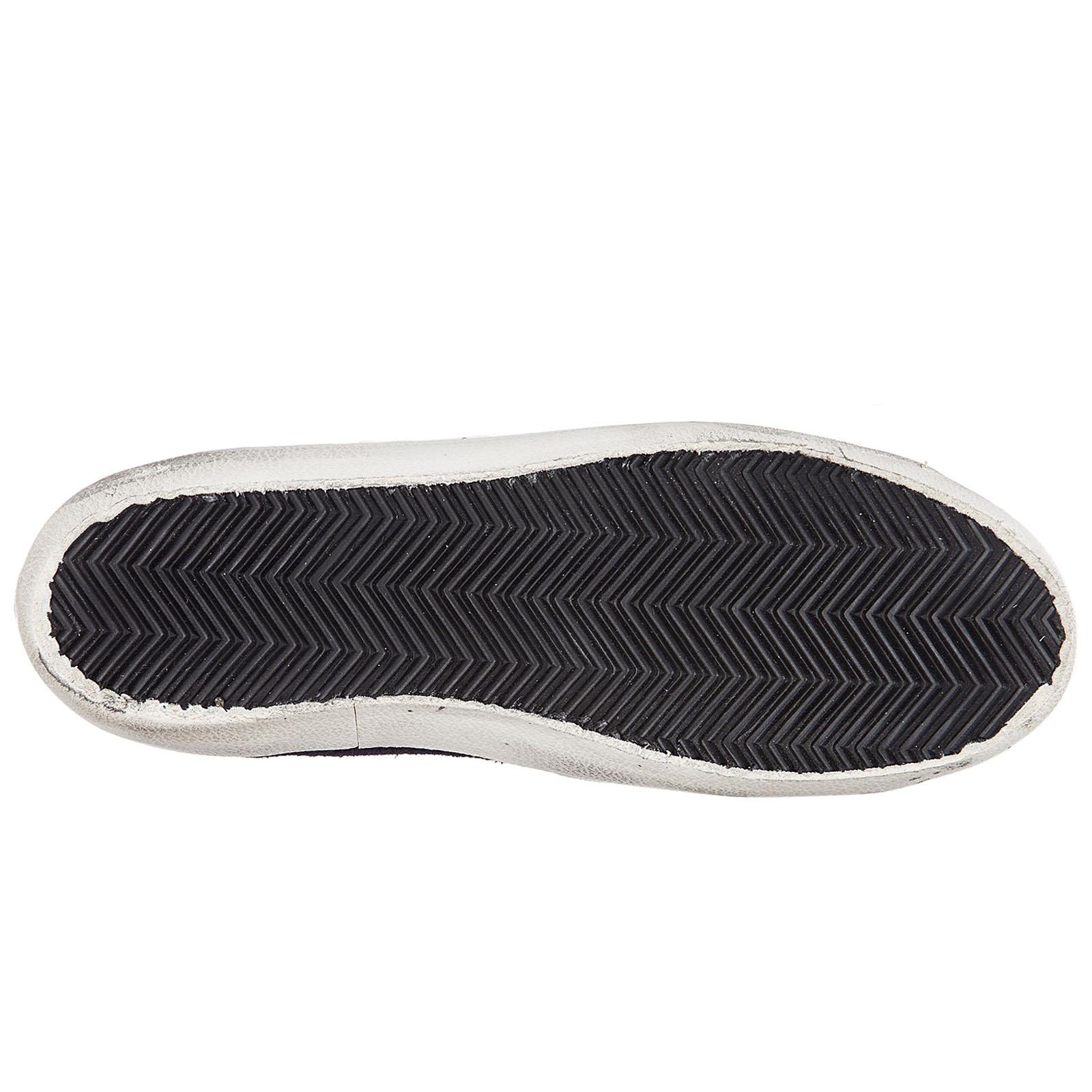 Chaussures baskets sneakers homme en daim superstar