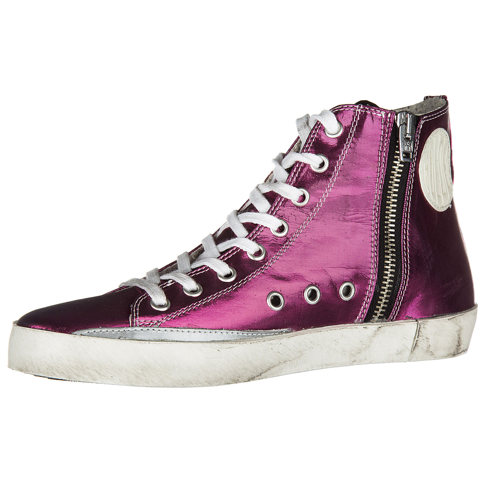 Damenschuhe damen schuhe high sneakers  francy