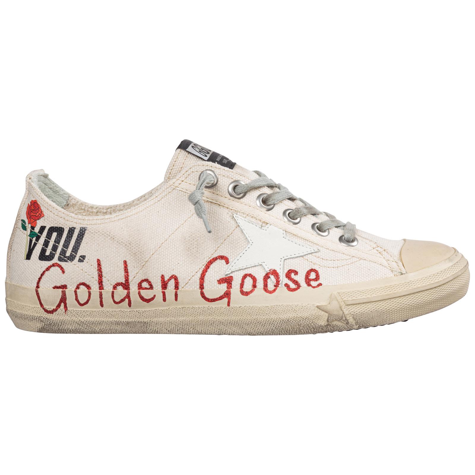Sneakers Golden Goose v-star G30WS639