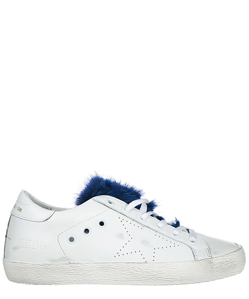 Sneakers Golden Goose Superstar G31WS590 D54 bianco