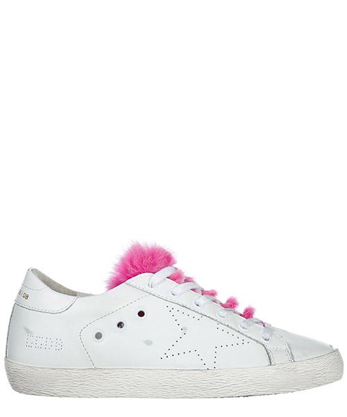 Sneakers Golden Goose Superstar G31WS590 D55 bianco