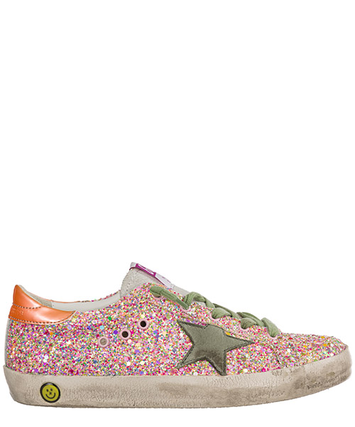 Sneakers Golden Goose Superstar G32KS301.A52 rosa