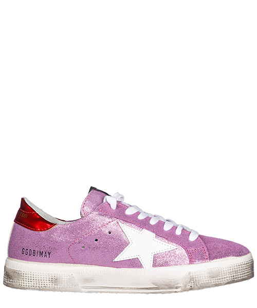 Sneakers Golden Goose G32WS127.I7 rosa