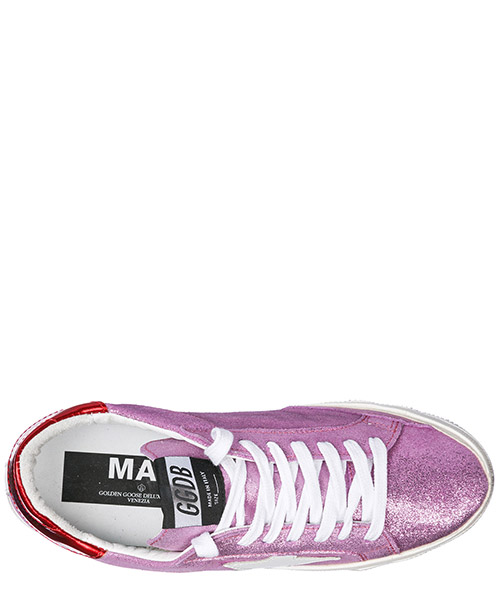 Scarpe sneakers donna in pelle may secondary image