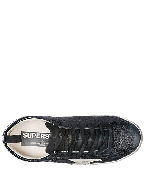 Scarpe sneakers donna in pelle supestar secondary image