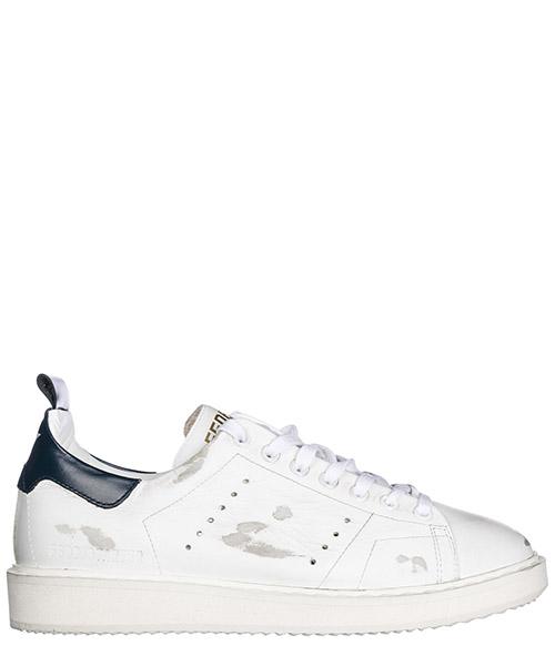 Chaussures baskets sneakers femme en cuir starter