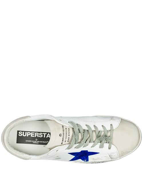 Scarpe sneakers uomo in pelle superstar secondary image