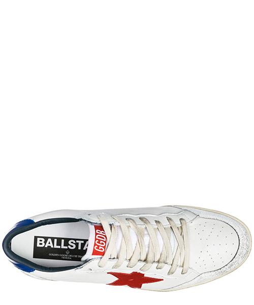 Scarpe sneakers uomo in pelle ball star secondary image