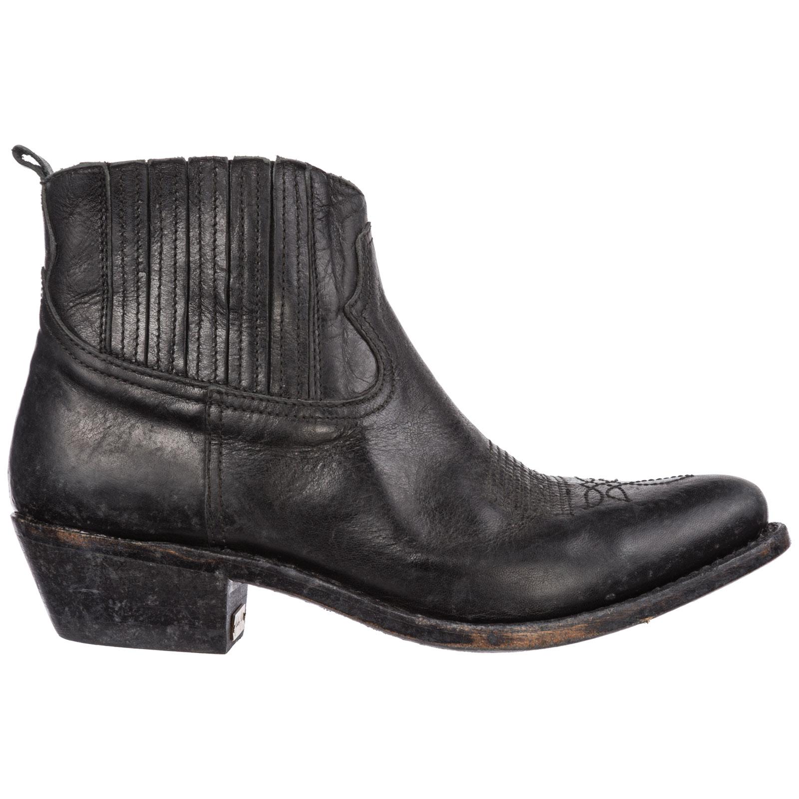c6a2f9b953 Stivaletti stivali donna con tacco in pelle