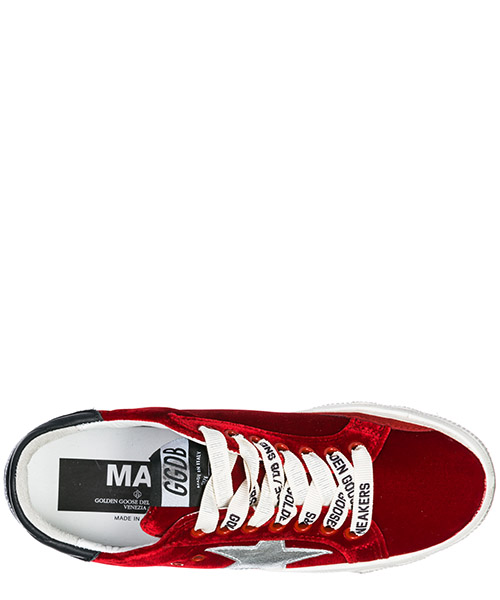 Chaussures baskets sneakers femme  may secondary image
