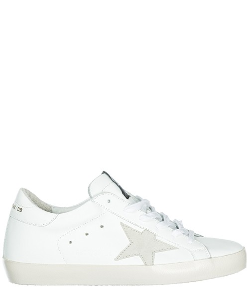 Sneakers Golden Goose Superstar G33WS590.G68 white - gold