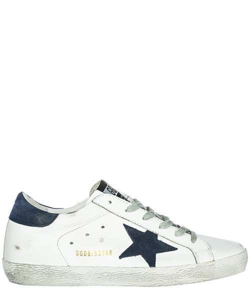 Sneakers Golden Goose Superstar G33WS590.H12 bianco