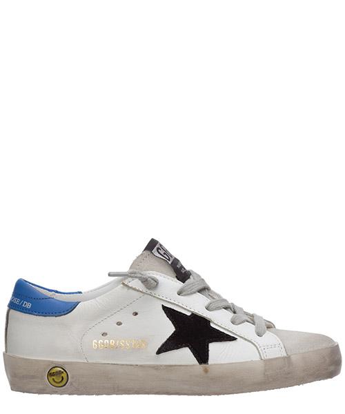 Sneakers Golden Goose superstar G34KS301.A85 bianco