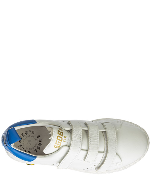 Boys shoes child sneakers leather secondary image