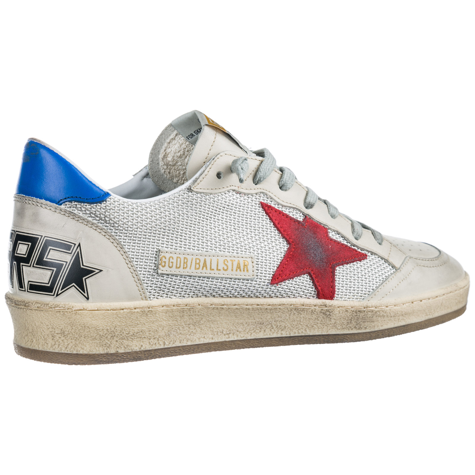 Men's shoes leather trainers sneakers ball star