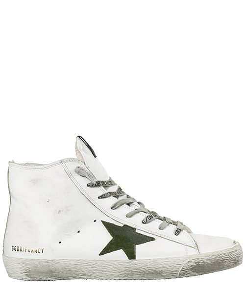 Sneakers alte Golden Goose Francy G34MS591.B68 white