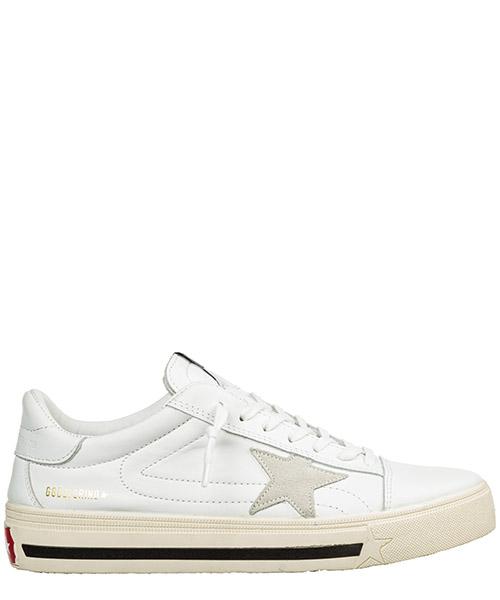 Sneakers Golden Goose grindstar g34ms824.a2 bianco