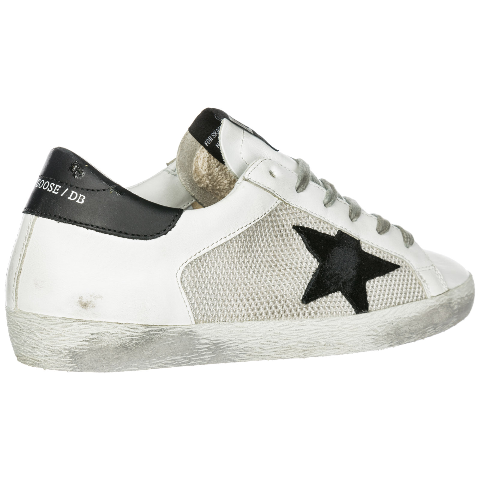 Women's shoes leather trainers sneakers superstar