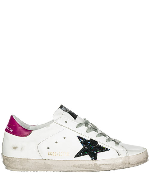 Sneakers Golden Goose Superstar G34WS590.M76 bianco