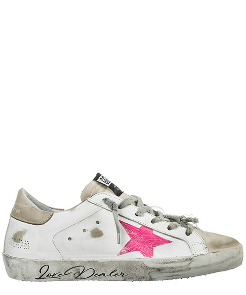 Кроссовки Golden Goose Superstar G34WS590.M96 white