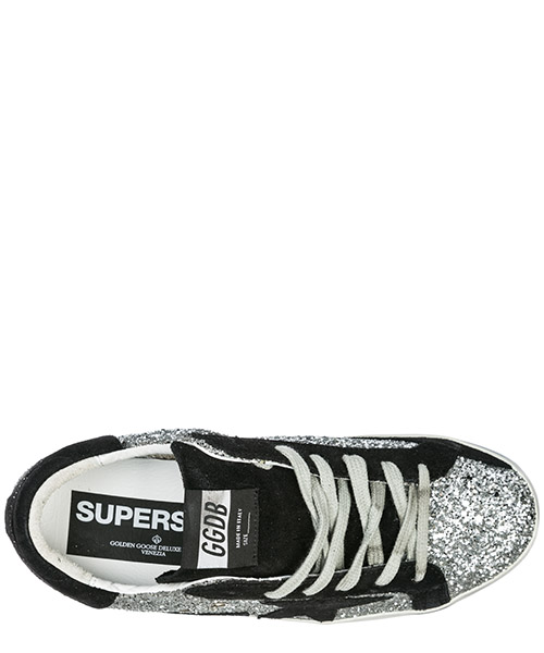 Scarpe sneakers donna camoscio superstar secondary image