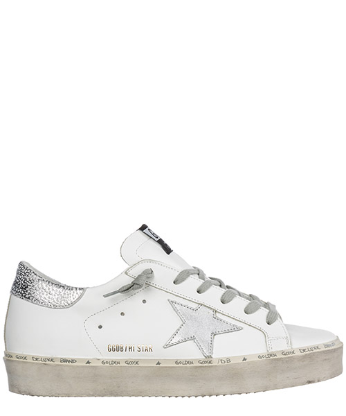 Sneakers Golden Goose Hi Star G34WS945.B8 white