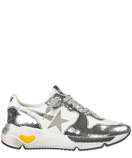 Sneakers Golden Goose Running G34WS963.A6 bianco