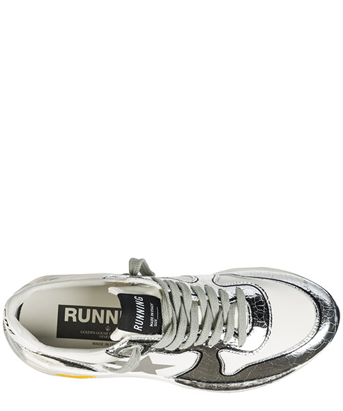 Scarpe sneakers donna in pelle running secondary image
