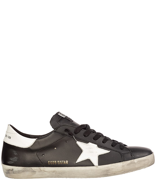 Sneakers Golden Goose superstar g35ms590.l27 nero