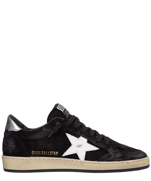 Zapatillas Golden Goose ball star g35ms592.z4 nero