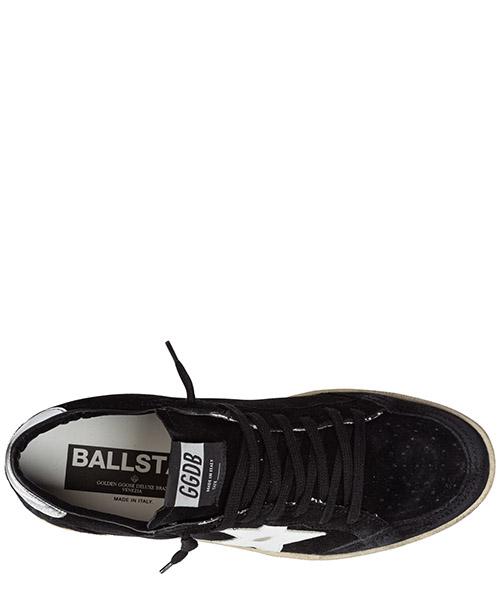 Scarpe sneakers uomo camoscio ball star secondary image
