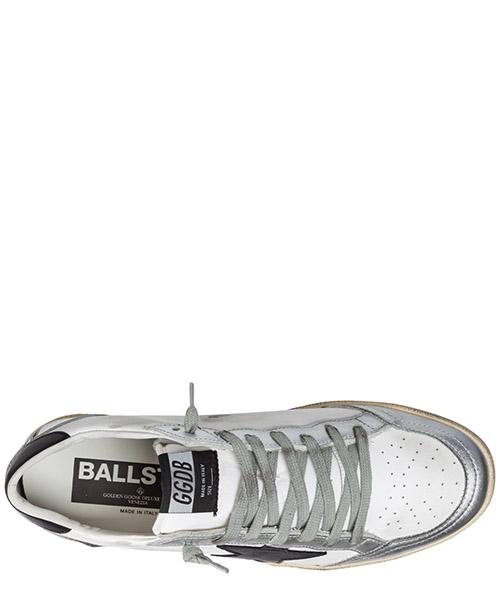 Scarpe sneakers uomo in pelle ball star secondary image