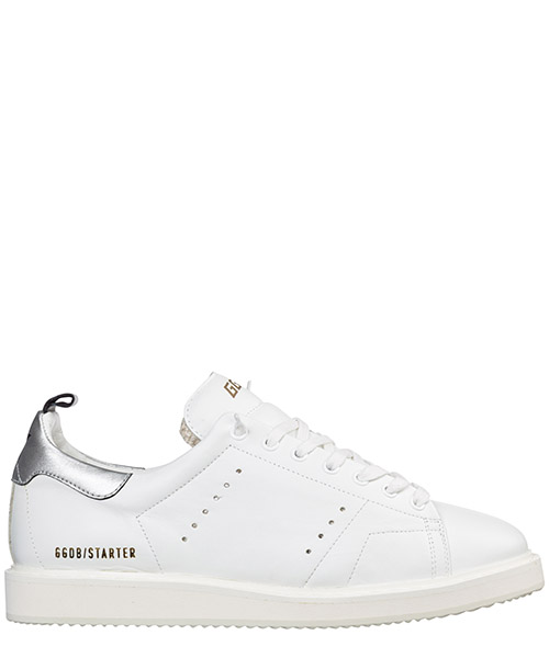 Zapatillas Golden Goose starter g35ms631.q8 bianco