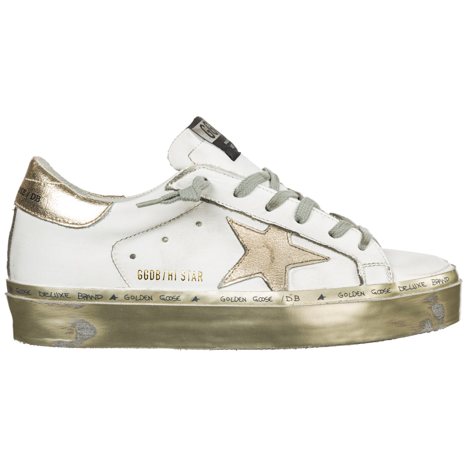 best service 77977 fd308 Women's shoes leather trainers sneakers hi star