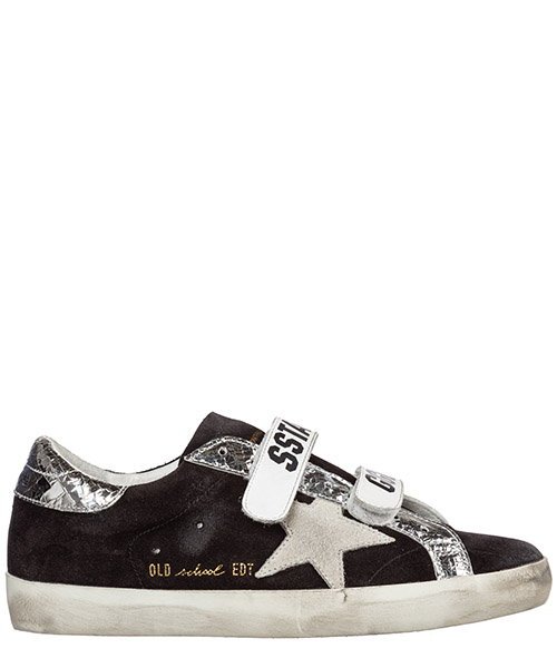 Sneakers Golden Goose old school g35ws206a9 nero