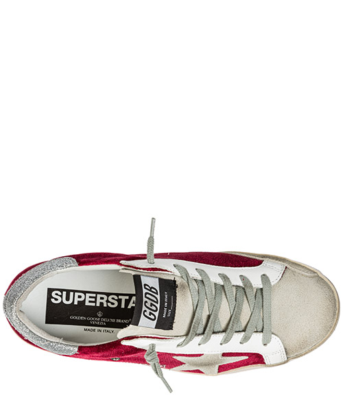 Chaussures baskets sneakers femme  superstar secondary image