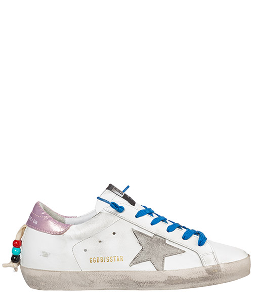 Basket Golden Goose superstar g35ws590p 37 bianco